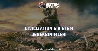 Civilization 6 Sistem Gereksinimleri: Civilization 6 Minimum ve Önerilen Sistem Gereksinimleri PC, civilization 6 tavsiye edilen sistem gereksinimleri nelerdir