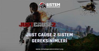 Just Cause 2 Sistem Gereksinimleri: Just Cause 2 Minimum ve Önerilen Sistem Gereksinimleri PC, just cause 2 tavsiye edilen sistem gereksinimleri nelerdir